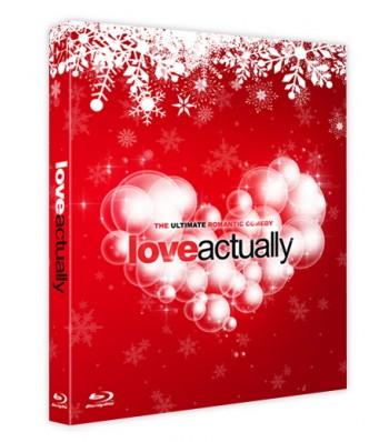 BLU-RAY / LOVE ACTUALLY UNCUT VER. - FULL SLIP (PLAIN EDITION)