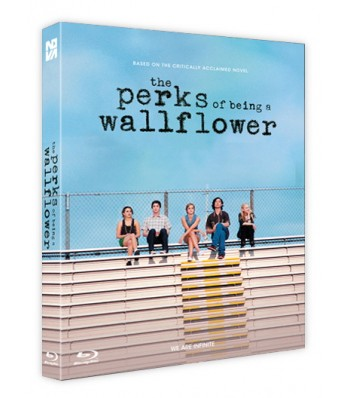 BLU-RAY / THE PERKS OF BEING A WALLFLOWER - FULL SLIP (PLAIN EDITION)