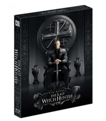 BLU-RAY / THE LAST WITCH HUNTER 700 NUMBERED LE (16P BOOKLET + POST CARDS 4EA + CHARACTER CARD 4EA)