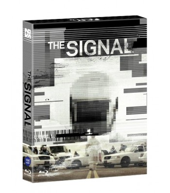 BLU-RAY / THE SIGNAL 700 COPIES LE (16P BOOKLET + POST CARDS 4EA + POSTER CARD 4EA)