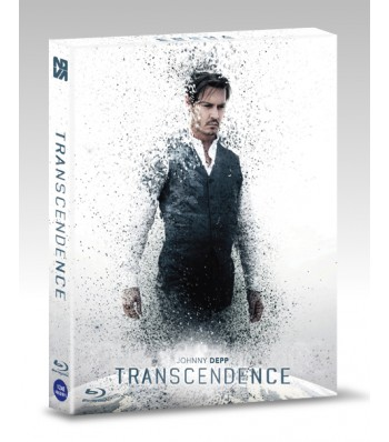 BLU-RAY / TRANSCENDENCE 700 COPIES NUMBERED LE (16P BOOKLET + PHOTO CARDS)