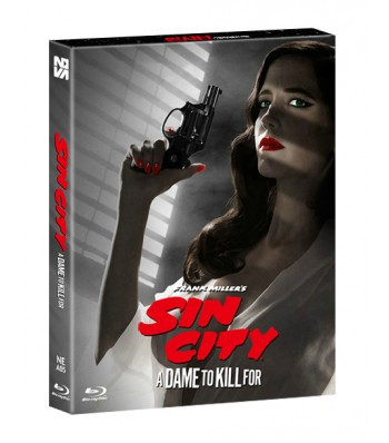 BLU-RAY / NA #5 SIN CITY: A DAME TO KILL FOR