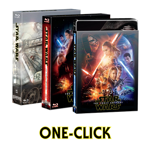 STAR WARS: EPISODE VII - THE FORCE AWAKENS STEELBOOK ONE-CLICK  NC#9
