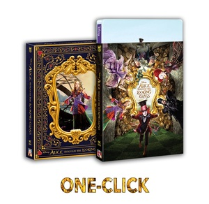 ALICE THROUGH THE LOOKING GLASS ONE-CLICK NC#14 (LIMITED 300 COPIES)