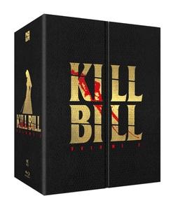 KILL BILL VOL.2 STEELBOOK ONE-CLICK BOX SET 500 NUMBERED (NE#12)