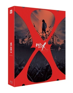 BLY-RAY / WE ARE X RED VER. (BD+OST)