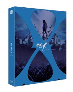 BLY-RAY / WE ARE X BLUE VER. (BD+OST)