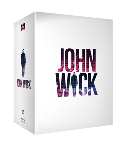JOHN WICK BOX SET (ONLY EMPTY OUT BOX)