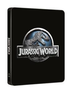 BLU-RAY / JURASSIC WORLD 4K STEELBOOK LE (BD+4K UHD)