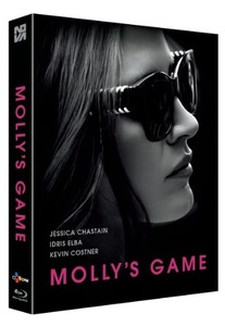 BLU-RAY / Molly's Game FULL SLIP LE (700 NUMBERED)