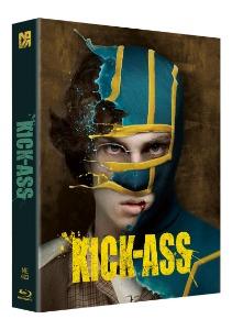 KICK-ASS STEELBOOK LENTICULAR FULL SLIP A (NE#23)