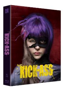 KICK-ASS STEELBOOK LENTICULAR FULL SLIP B (NE#23)