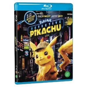 BLU-RAY / Pokémon Detective Pikachu