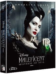 BLU-RAY / Maleficent: Mistress of Evil Steelbook Limited Edition