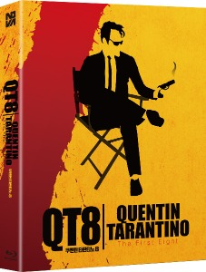 BLU-RAY / QT8 :  The First Eight FULL SLIP LE (700 NUMBERED)