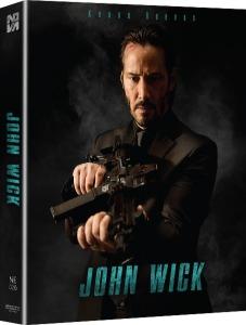 John Wick 1 4K UHD STEELBOOK  FULL SLIP (NE#26)