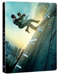Blu-Ray / TENET Steelbook Limited Edition (3 disc)