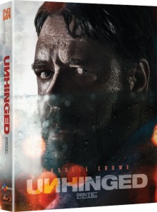 BLU-RAY / Unhinged (700 NUMBERED LE)