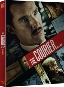 BLU-RAY / The Courier (700 NUMBERED LE)