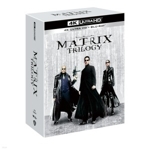 BLU-RAY / Matrix Trilogy Collection Repackage (9Disc, 4K UHD)