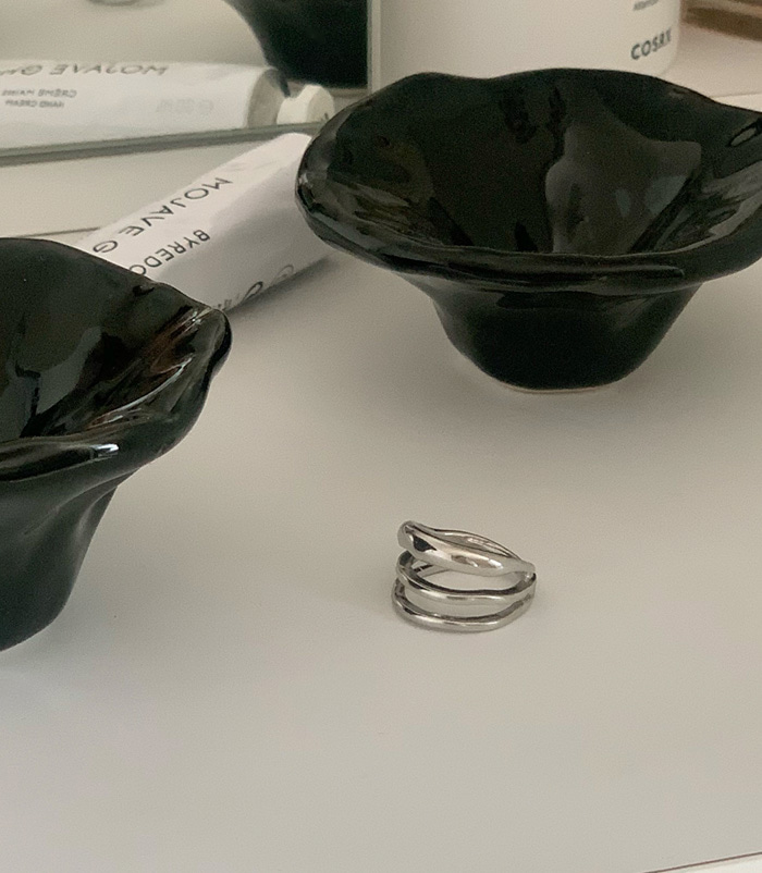 #500 Silver ring