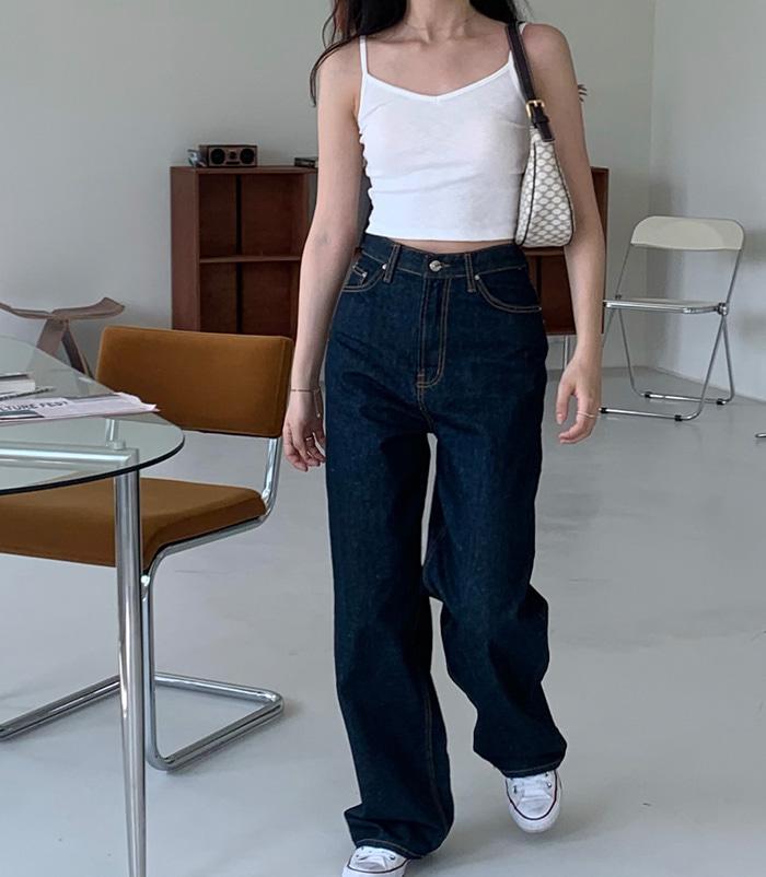 Bra cap sleeveless (5color)