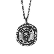 VintageandClassic jewelry designerbrand | sealjewelry, fingerprintnecklace, personalizednecklace | ODDBLANC