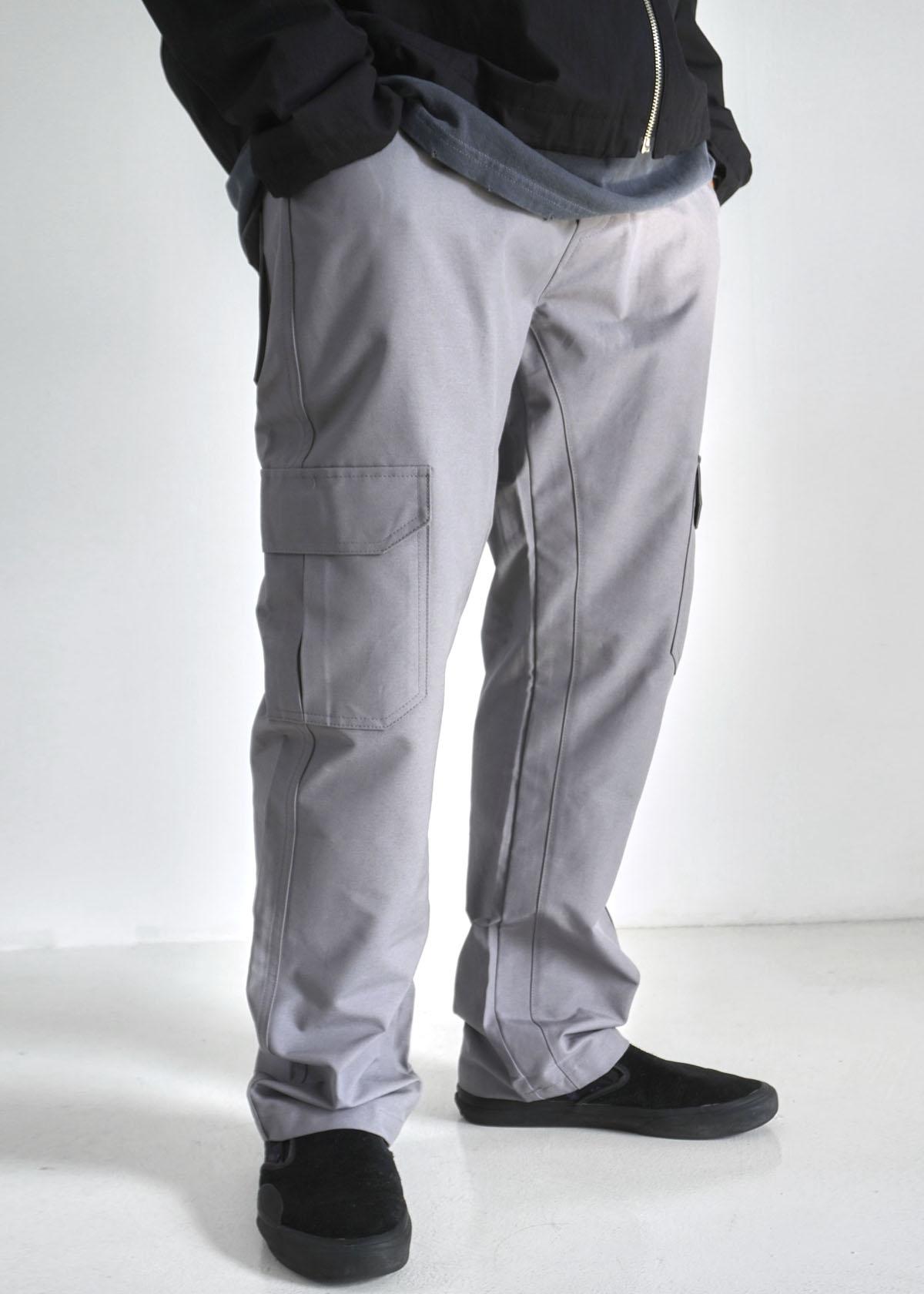 Stitch Up Banding Cargo Pants (2Color)