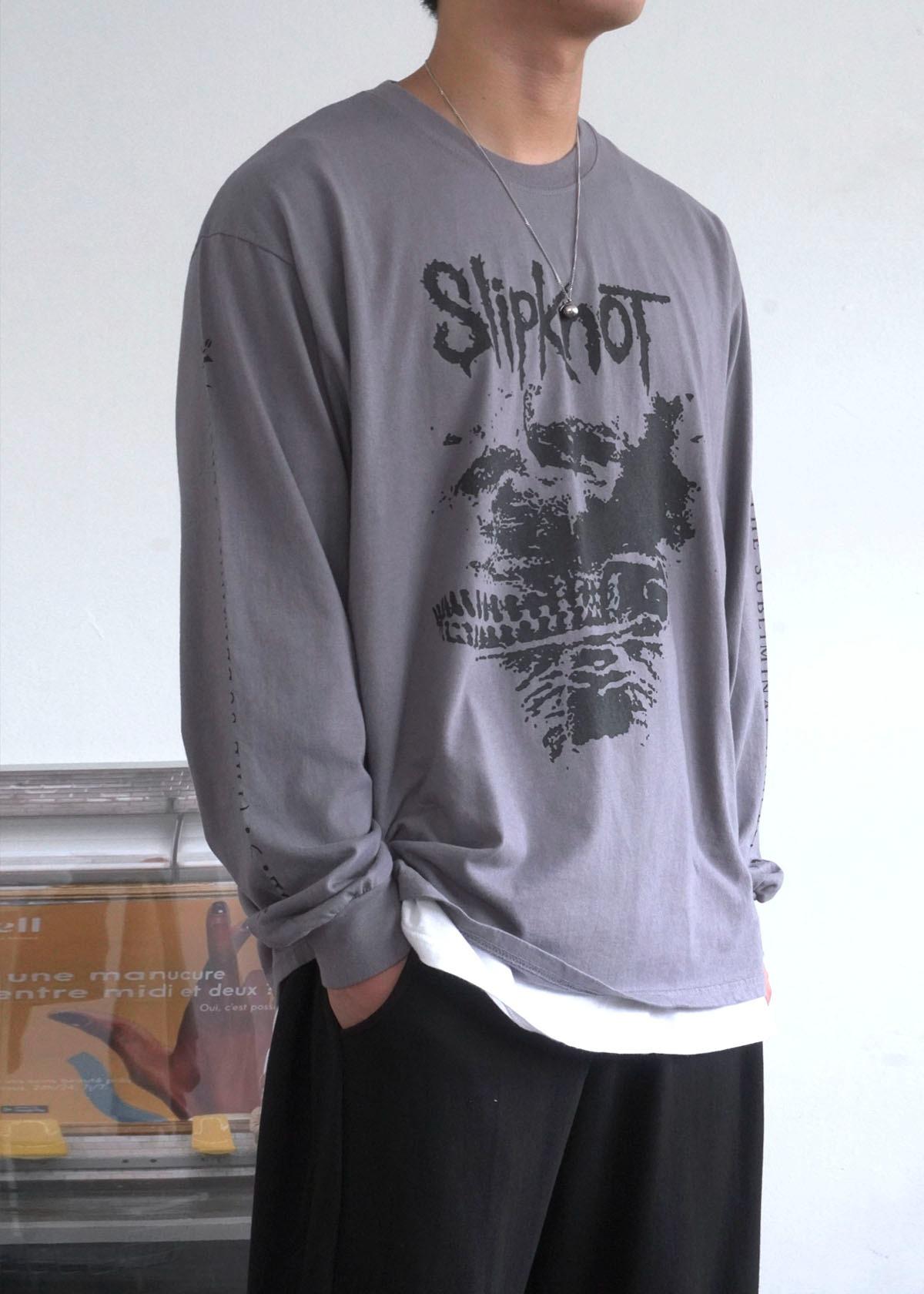 Slipknot Versed Long Sleeve Tee (2Color)