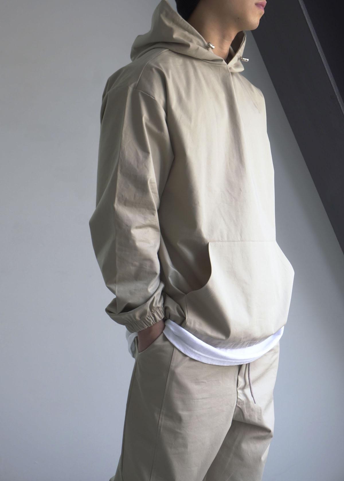[Setup] Dry String Hood Anorak (3Color)