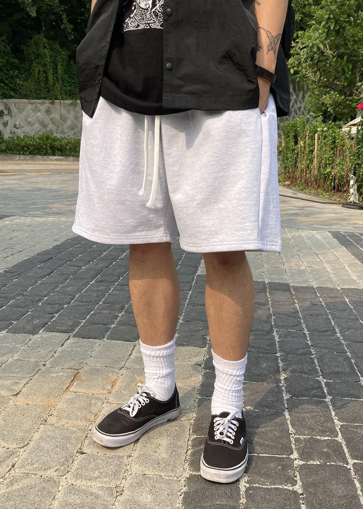 Heavy Balloon Half Shorts (3Color)