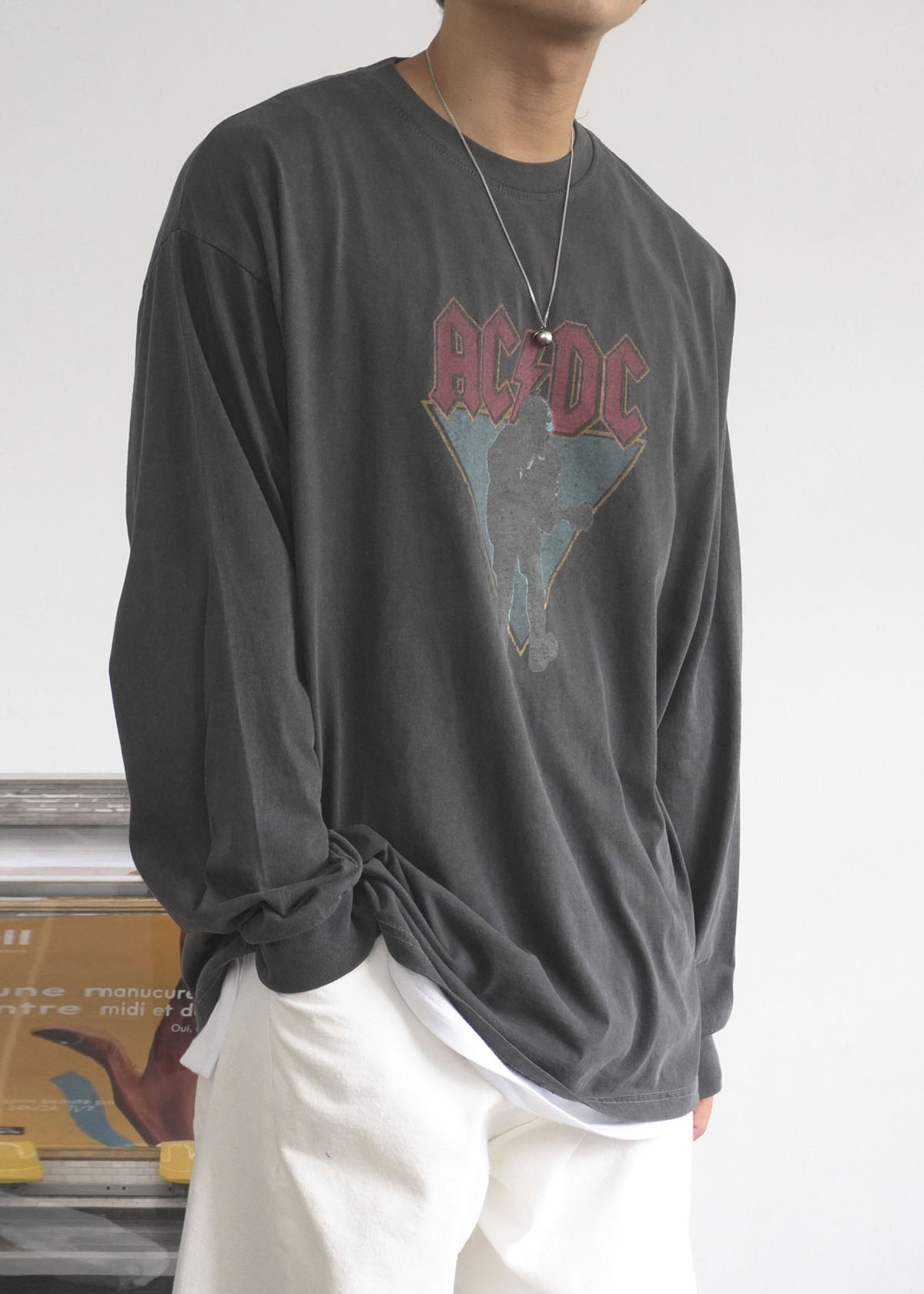 ACDC Live Dyeing Long Sleeve Tee (2Color)(9월30일 재입고 예정)