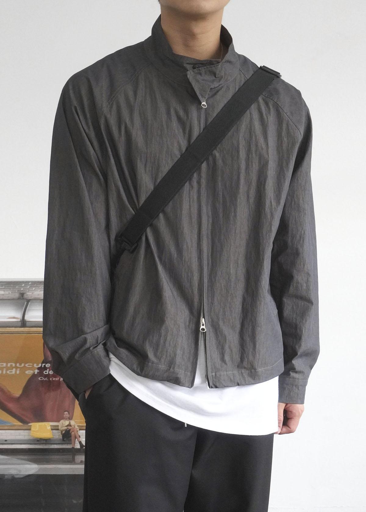 2Way Dry Cotton Raglan Hunting Jacket (3Color)