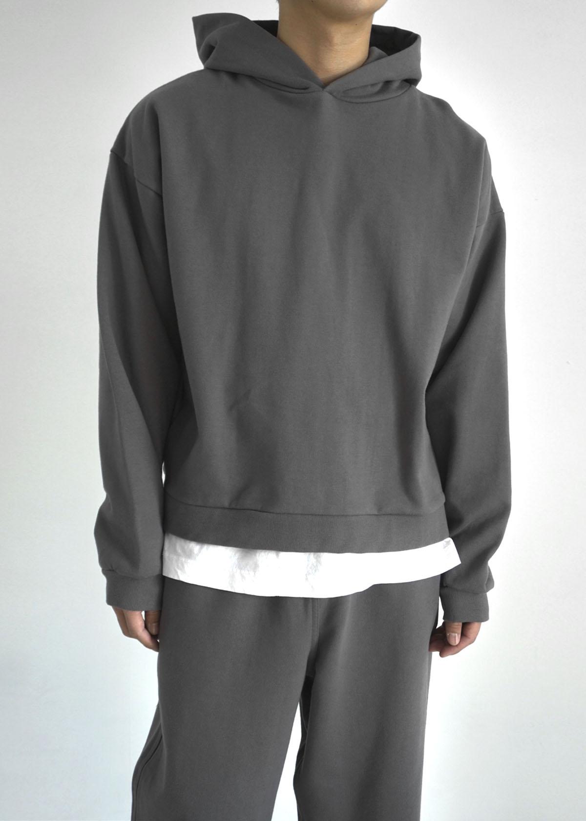 [30% SALE] Heavy Cotton Pullover Hoodie (4Color)