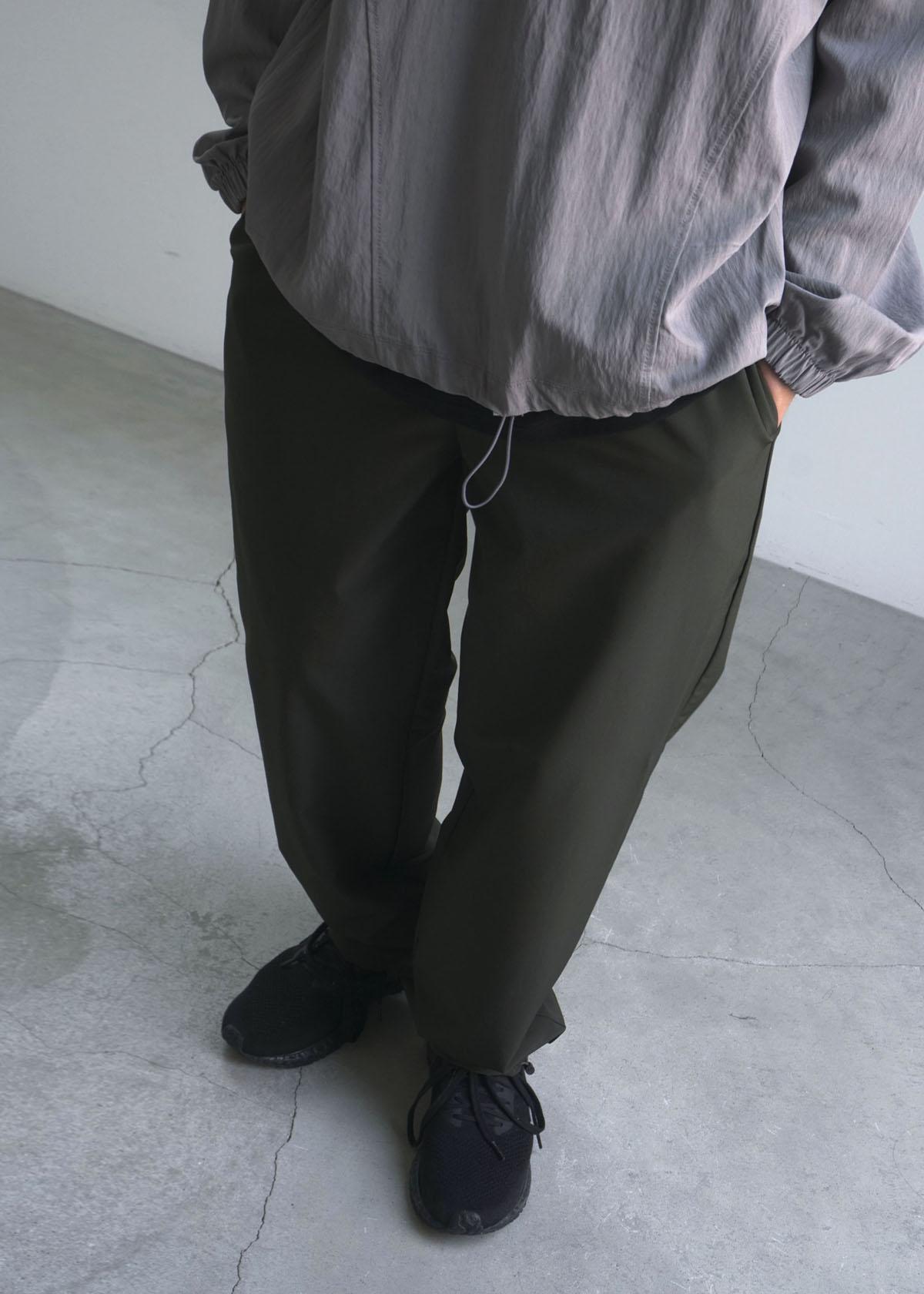 Minimal String Track Pants (2Color)