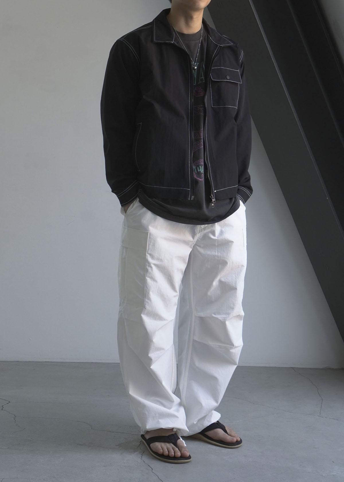 2Way Nylon Stitch Jacket (2Color)