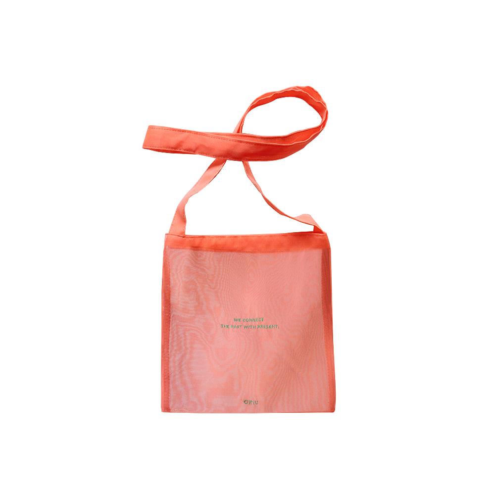 Nobang bag crossbody _ coral