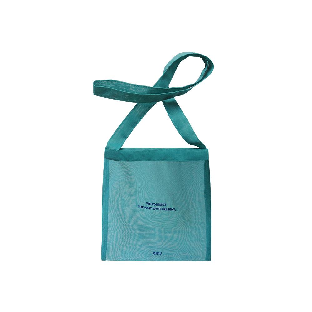 Nobang bag crossbody _ blue green