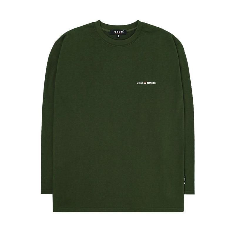 Time Long Sleeve (khaki)