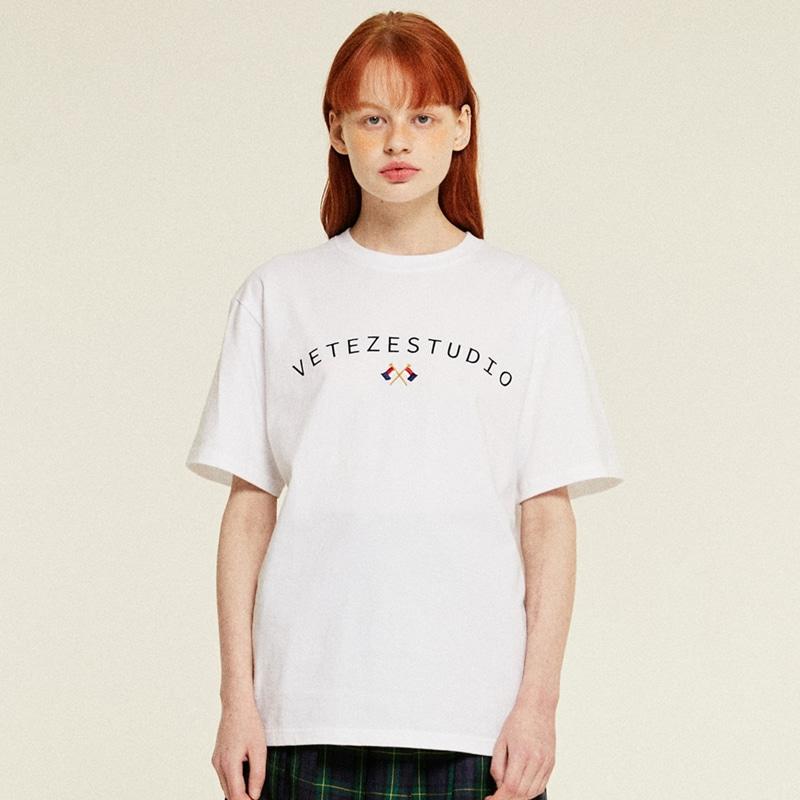 Heritage Studio Half T-Shirts (white)