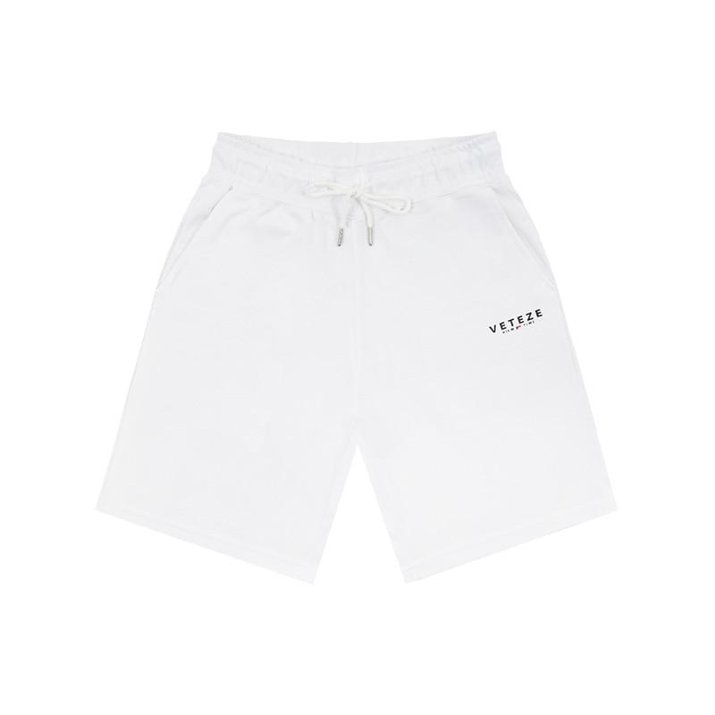 Signature Logo Shorts (white)