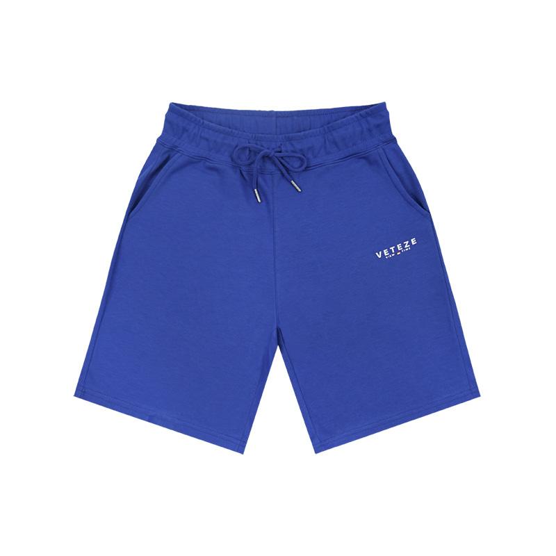Signature Logo Shorts (blue)