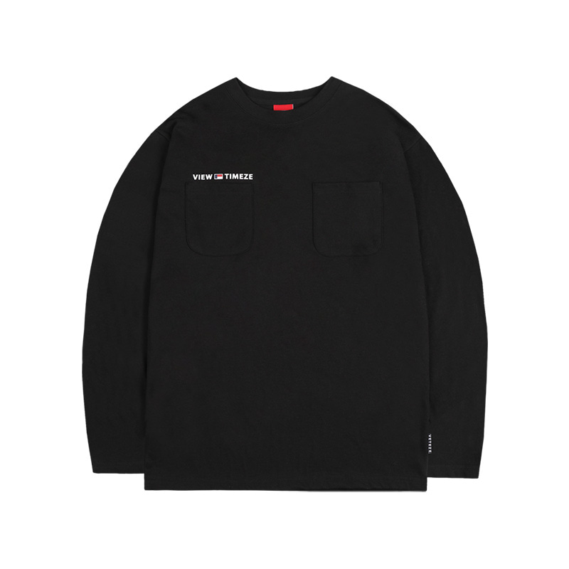 Double Time Long Sleeve (black)