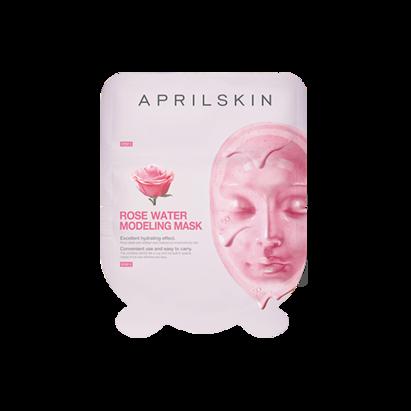 Rose Water Modeling Mask