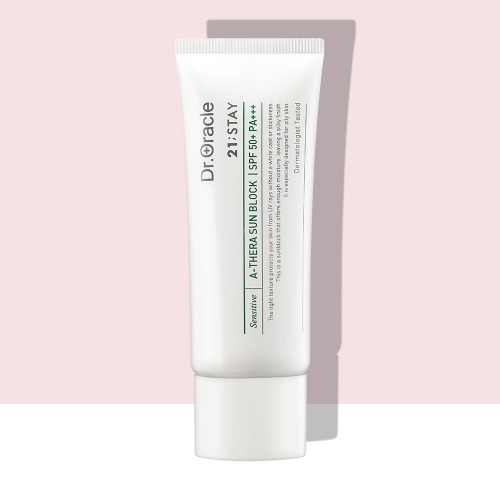 Dr.Oracle 21Stay®에이테라 선블록 SPF50+ PA+++ 40ml