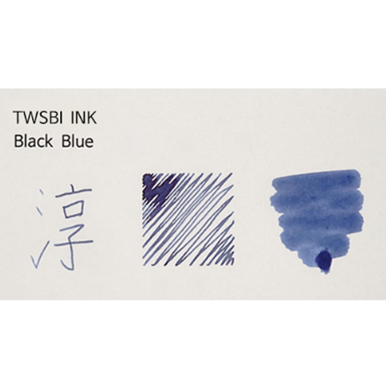 트위스비 병 잉크 블루블랙 Blue Black
