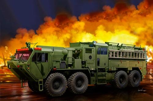01067  1/35 M1142 HEMTT TFFT (Tactical Fire Fighting Truck)