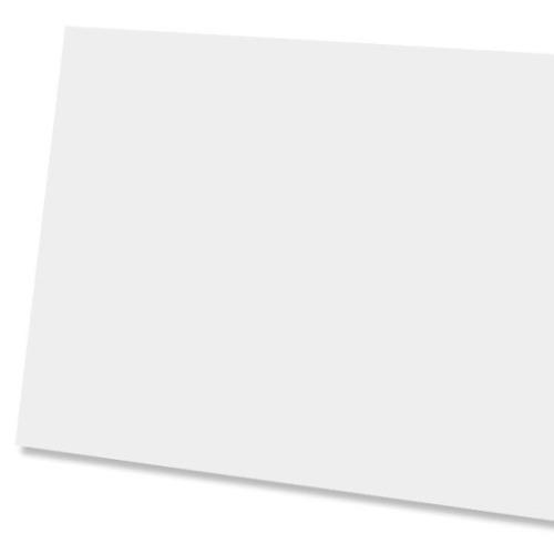 백색 포맥스  1mm