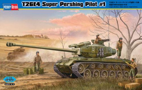 82426 1/35 T-26E4 Super Pershing Pilot 1