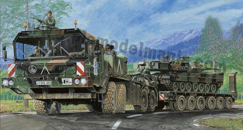 00203 1/35 Faun Elephant SLT-56 Pz Transporter